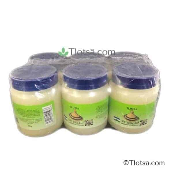 6 x Tlotsa Agave Herbal Jelly
