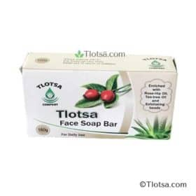 160g Tlotsa Face Soap Bar