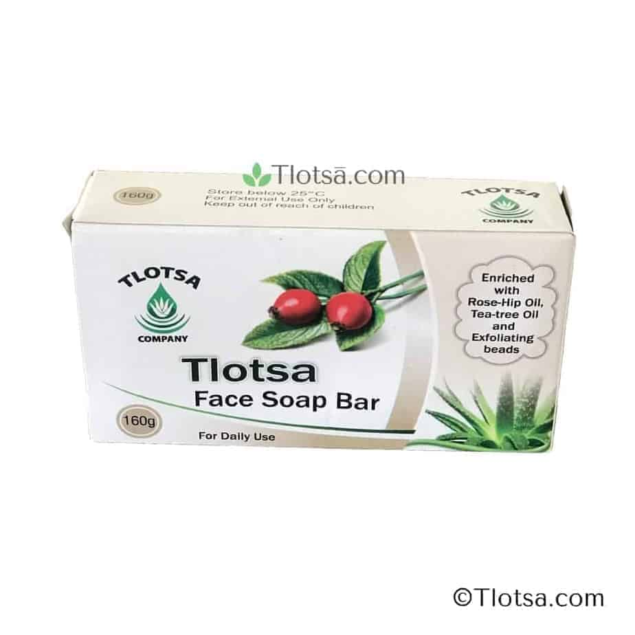 Tlotsa Face Soap Bar