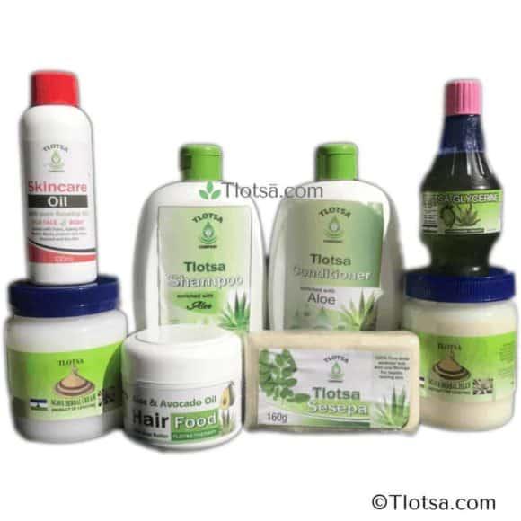 8-in-1 Premium Tlotsa Combo