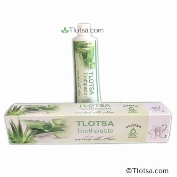 Tlotsa Toothpaste