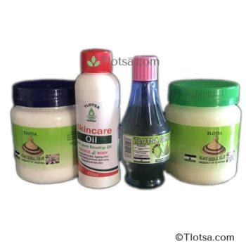 Tlotsa Combo + Tlotsa Skincare Oil