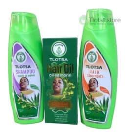 Tlotsa Hair Oil Combo