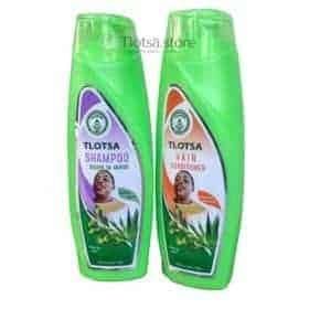 Tlotsa Shampo and Conditioner