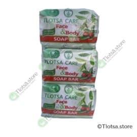 Tlotsa Glycerine Soap (6 x 100g)