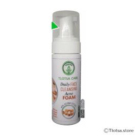 Tlotsa Face Cleansing Foam